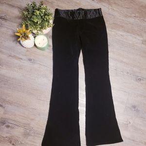 JLO by Jennifer Lopez | Black 90's Inspired Pants